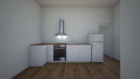 kitchen set - by Mary Sutton