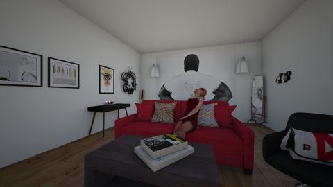 jaa - Bedroom - by jackja