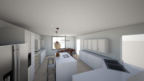 5309 Korth Drive Austin  - Kitchen - by galejo