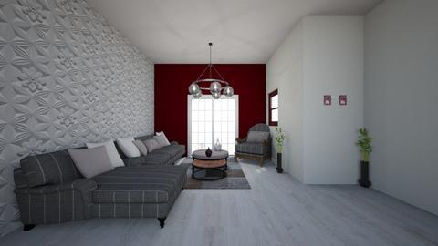 NEW ROOM - Living room - by Baraah badeer