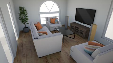 living room 3 - Living room - by bmahe