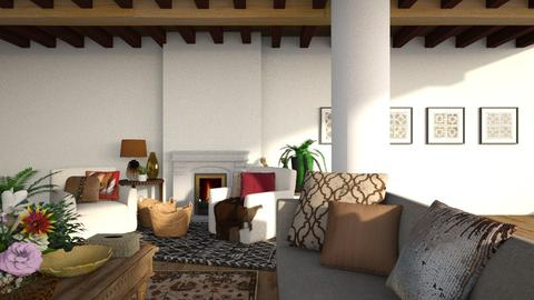 Radiante - Living room - by LukePeterson