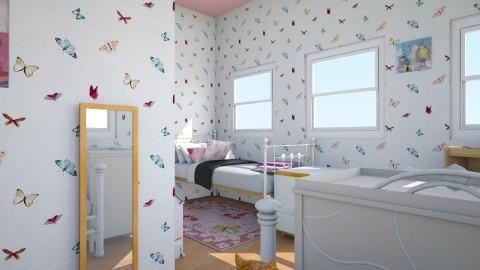 50 50 Kids Room - Kids room - by BurchAl22