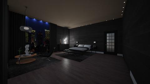 2232132131221211221232313 - Modern - Bedroom - by tokyomyg