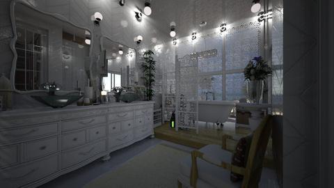 Sunday morning - Modern - Bathroom - by Maria Helena_215