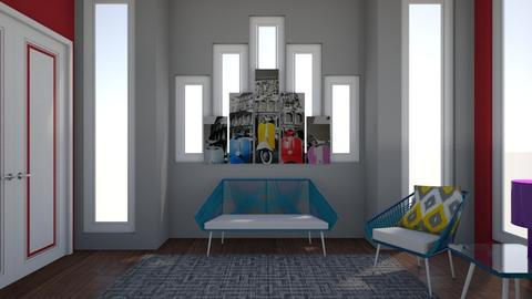 New Heights - Minimal - Living room - by XiraFizade