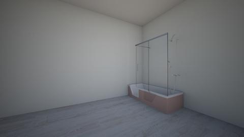 Keyshawn Rough - Bathroom - by kadzie