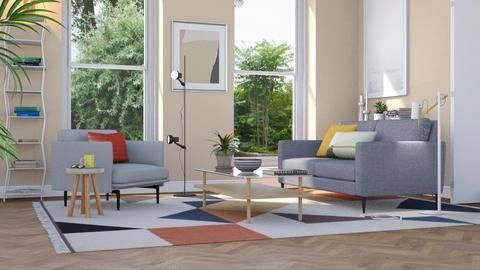Living - Modern - Living room - by Valkhan