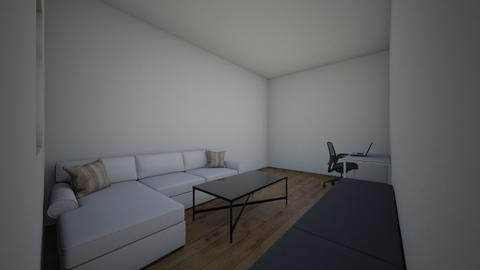 90b - Living room - by stuartpsmith