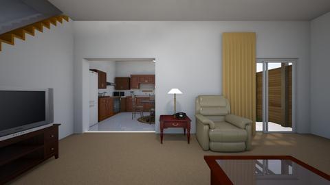 San Diego Home - Living room - by WestVirginiaRebel