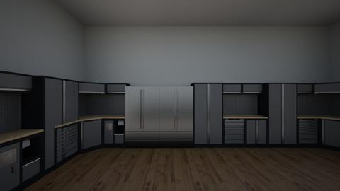 Castelinho - Modern - Kitchen - by elivania