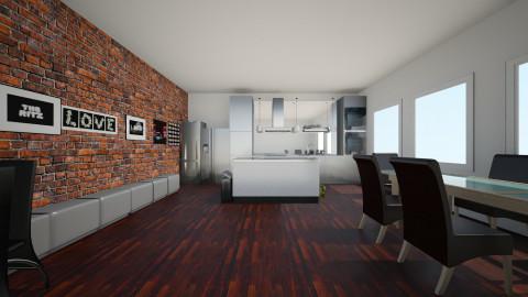 wjpofwefeio[feifh - Dining room - by dionicholson60