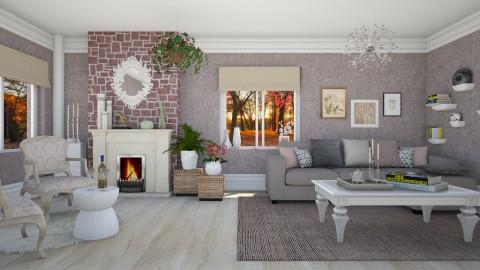 Lydia - Vintage - Living room - by Liu Kovac