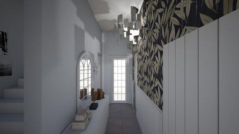 couloir lydie et benoit - by patouguernion