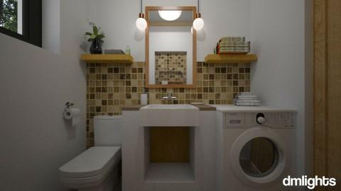 Projekat _ Toalet - Bathroom - by DMLights-user-1025330