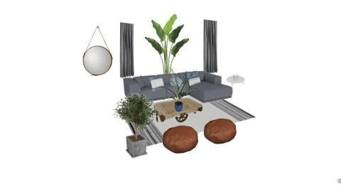 Gemmas Living Room LOLA - by monicadurou