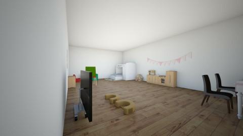 zoe en kyra haar slaapkam - Modern - Kids room - by zoety007