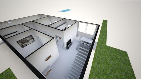 casa tg - Modern - Bedroom - by daniel iosif