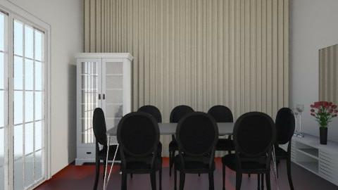 ROOM DIV - Living room - by Luizabm
