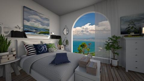 nautical - Bedroom - by MiaM