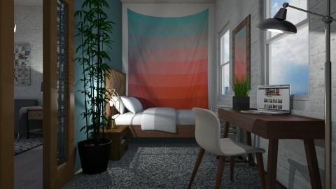 apartment  - by queeniecharlie