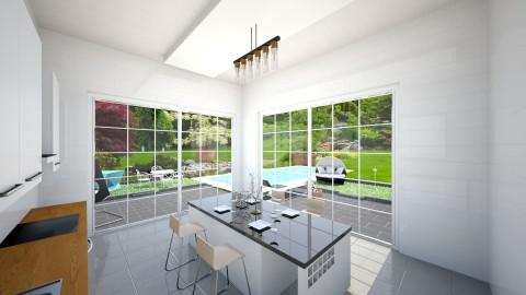 kitchen 1 - Kitchen - by annalwys