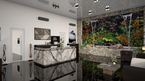 Living Wall Office 2 - by multifaceted13