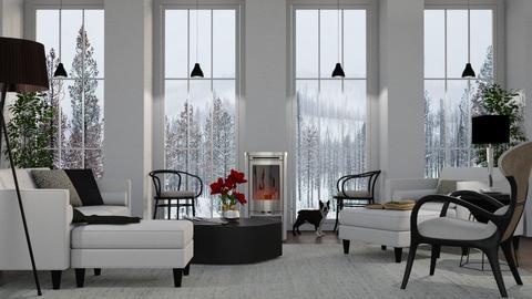Thonet Living - Living room - by GraceKathryn