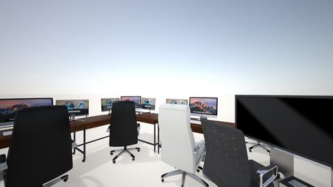 new game s room  - Office - by OMAAN2004