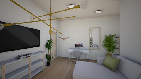 My Apartment - by aryannaw3
