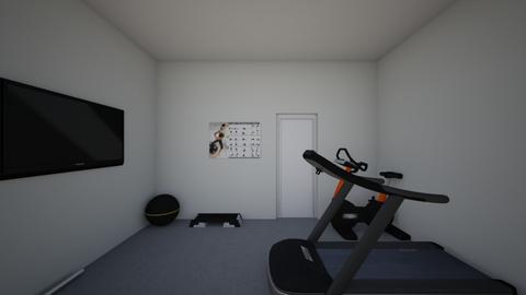 gym - by Schneesi