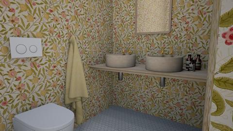 Guest Bath - Bathroom - by amandafern