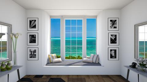 beach house 01_2 - Bedroom - by sekar kinasih