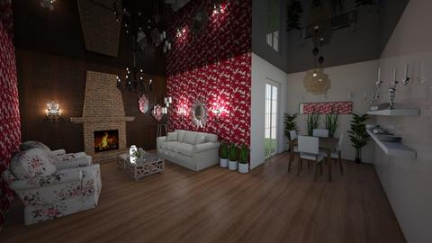 smiling life - Classic - Living room - by lyub
