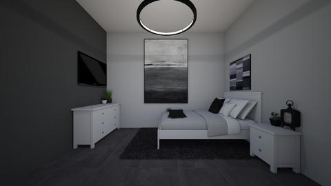 modern kids or guest room - Modern - Bedroom - by jade1111
