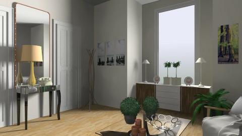 woody - Living room - by apriljoyeby