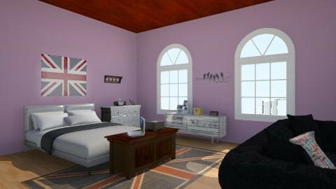cuarto2 - Modern - Bedroom - by julie55p
