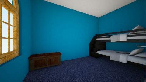 laurence - Modern - Bedroom - by bov