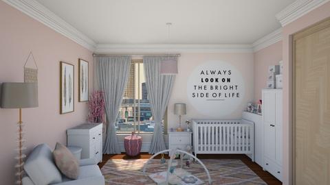 Nursery - Bedroom - by Larcho1996