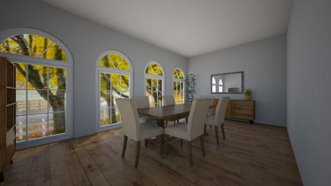 Autumn Dining Room - Dining room - by Designs by Hailey