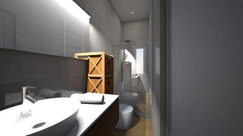 Cuarto de bano - Bathroom - by Marta de Dios