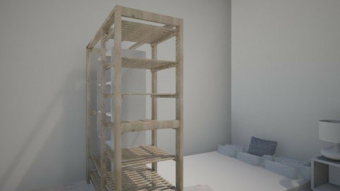 bedroom - by Helena Pereira