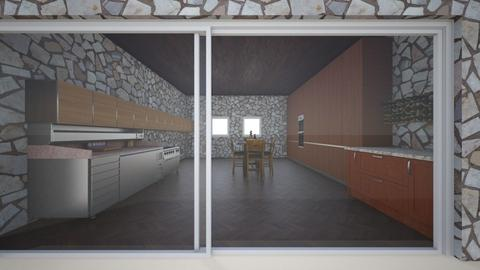 kitchendiner - Kitchen - by conconcon3
