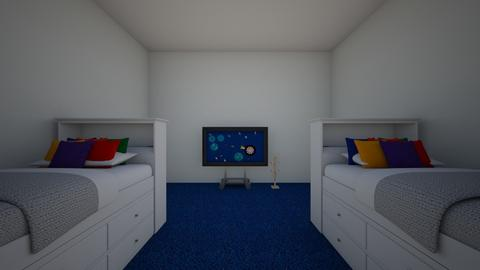 children rooom  - by robiya