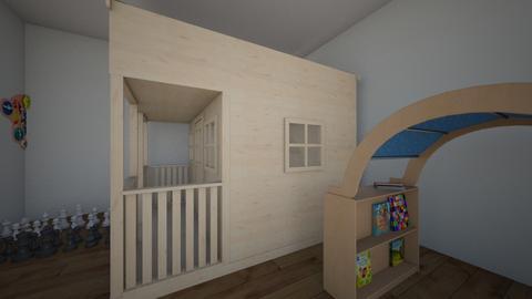 playroom - Vintage - by meveach24