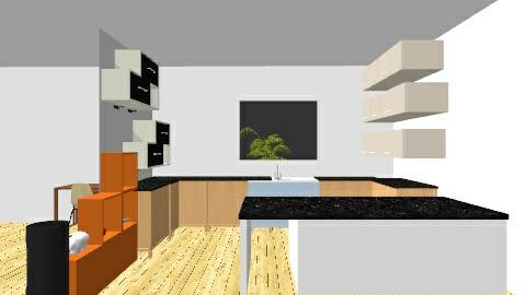 hugo 2 - Living room - by inge vermeire