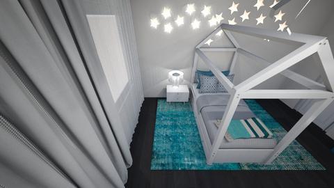 z - Kids room - by Aleksandra Katzig