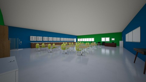 Mr Lens classroom - Office - by 20clevelandcryst
