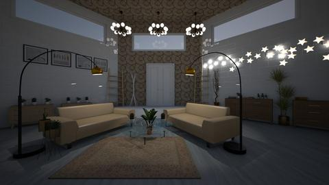 livingroom hallway - Classic - Living room - by thelmatt