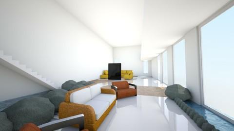 Livin room - Modern - Living room - by fauzan putra